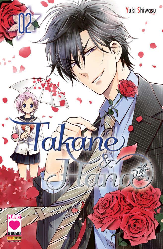 PANINI COMICS - TAKANE   HANA 2 1eb8c4af5c19